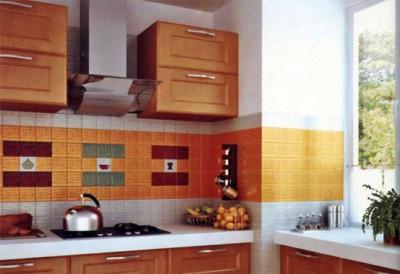 Плитка для кухни на фартук — примеры необычного оформления и традиции дизайна