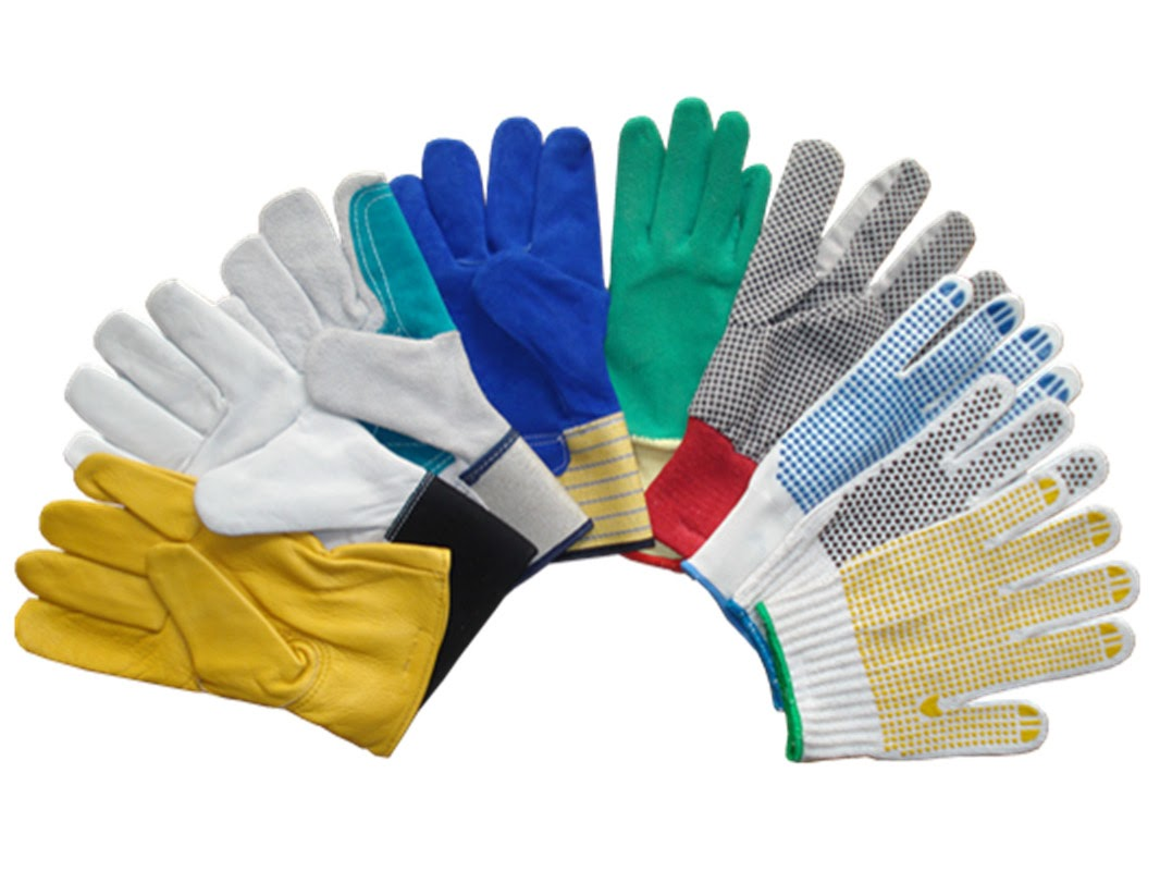 Строительные перчатки