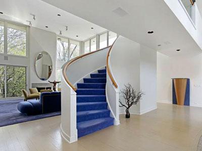 фото дома лестницы