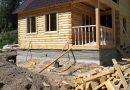 Как построить из бруса дом?